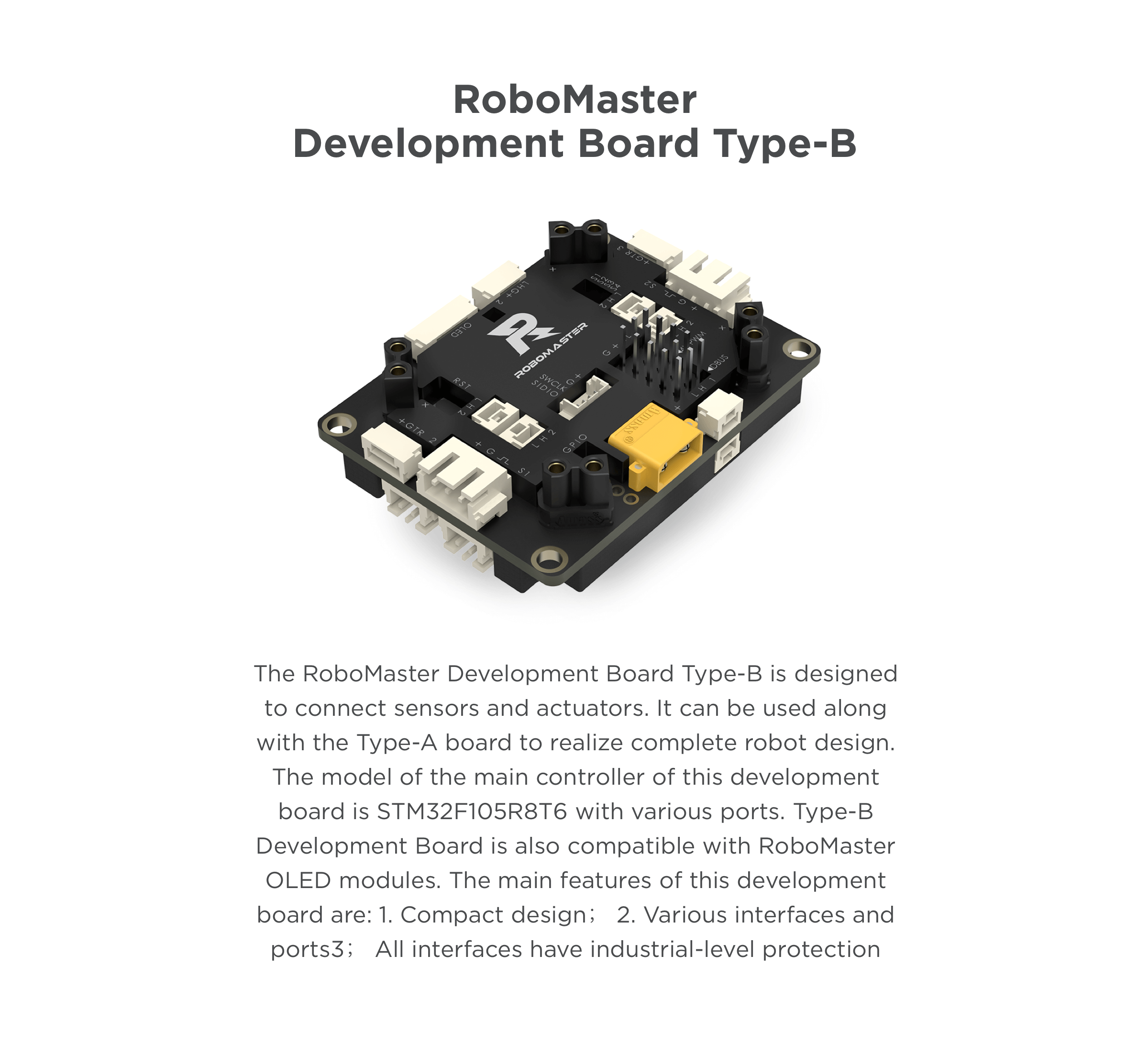 Development Board Type-B